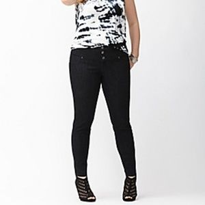 LANE BRYANT Jeans SKINNY Ankle PLUS SIZE 20 NWT